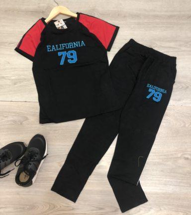 Đồ bộ nữ quần dài thêu số 79 - DB5417